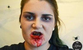 Halloween Tutorial: Easy Zombie