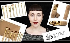 ZOEVA Brush Collection; Bamboo Luxury Set Vol.2 | Part 1 of 4 | LetzMakeup