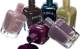 Zoya 'Smoke and Mirrors' Fall 2011 Collection