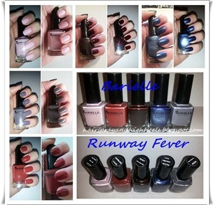A 5-Pack of gorgeous Fall & Winter colors.