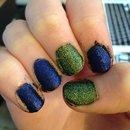 Glitter Nails ^_^