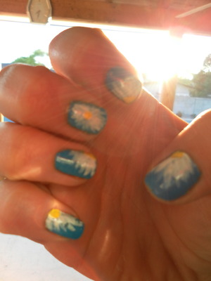 summer daisies(: