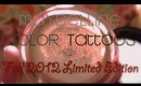 New Maybelline Color Tattoos | Limited Edition Neutrals Fall 2012