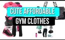 Cheap Affordable Workout Clothes for Women (PoshLifeDiaries)