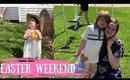 DAY IN THE LIFE| EASTER WEEKEND 2019 | DITL OF A MOM OF TWO TODDLERS