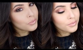 Get Ready With Me: Dinner Date (Makeup, Hair & Outfit)