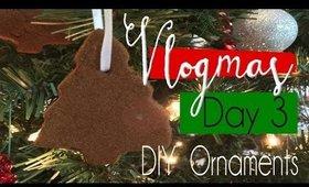 Vlogmas Day 3   SCENTsational DIY Onaments