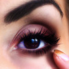 Red Purple Eye