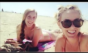 Not Just Another Beach Day!  | Ashley Engles