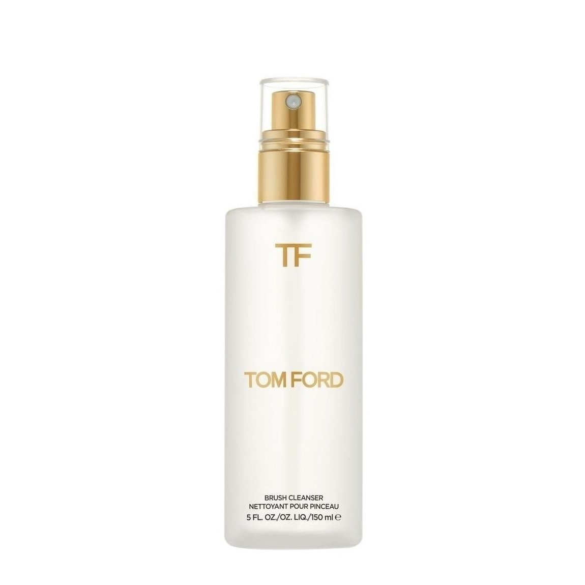 TOM FORD Brush Cleanser product smear.