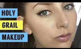 Makeup I Can't Live Without!! | Holy Grail Makeup