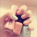 Pastel colours <3