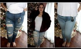 Charlotte Russe Plus Try On Haul + F21