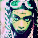 Cyber Goth Make Up