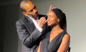 Sam Fine Seminar At The Makeup Show NYC