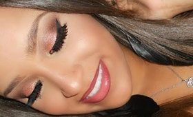 Perfect Poppin' Prom Makeup (Party, Special Event, etc...)