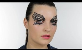 Face.Lace...  Make-up for the Outrageous
