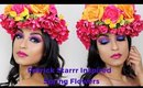 Floral Realness | Patrick Starrr Inspired Makeup | Divine Beauty By Sathi
