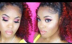 Ambering Rose - A Sultry Makeup Tutorial | Samirah Gilli