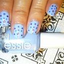 Essie Bikini So Teeny with polka dots