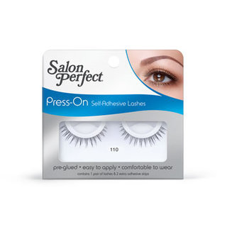 Salon Perfect 110 Press On Self Adhesive Lashes