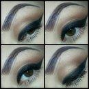 simple smokey eyeliner