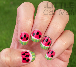 http://www.thelittlecanvas.com/2013/07/watermelons-take-2.html
