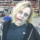 warehouse zombie!