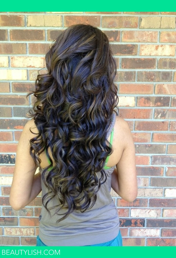 VCut Hair Hairstyles For Women