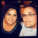 My fiance Rex & I ♥