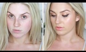 Sweat Proof & Semi Water Proof Makeup! ♡ Tips! Chit Chat Tutorial