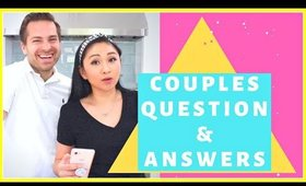 RELATIONSHIP Q&A! #withme