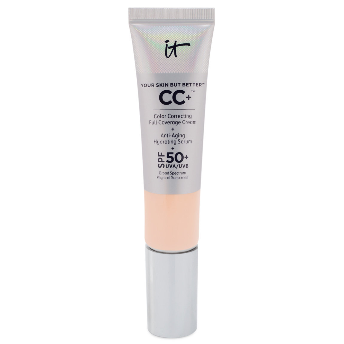 IT Cosmetics  CC+ Cream with SPF 50+ Fair Light