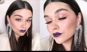 Violet and Gloss makeup tutorial