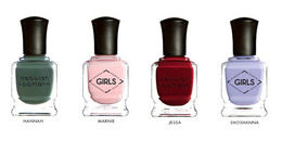 "HBO's ""Girls"" Inspires Deborah Lippmann Nail Polish Set"