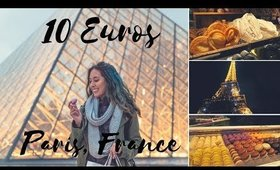 What Can You Get for 10 Euros in Paris?