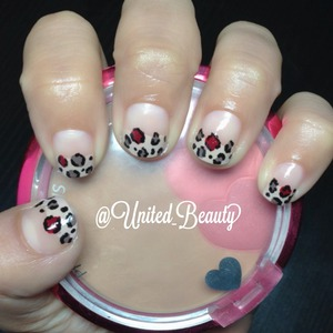 Instagram: United_beauty  Special thanks to cutepolish she has this tutorial on youtube go check her out