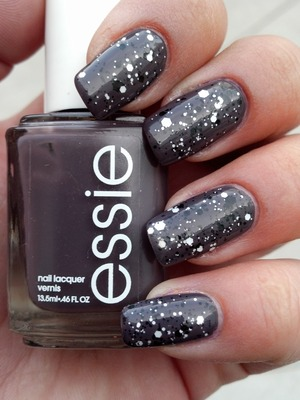 Essie and Maybelline Polka Dots