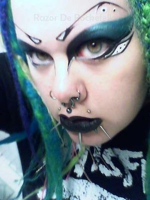 Some older makeup I did.