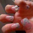 Short Acrylic Nails
