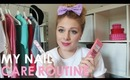 My Nail Care Routine + How I Paint My Nails