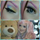 Kawaii Doll Inspired Makeup