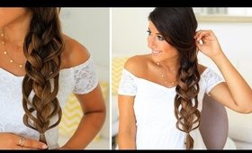 How To: Feather Loop Braid | Hair Tutorial