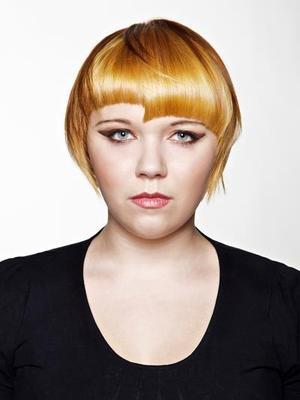 Hair: Jade Goss Photo: Kai Wan Makeup: Myself