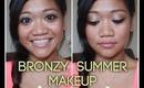 Bronzy, Summer Makeup