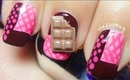 Delicious 3D Chocolate Bar Nail Art | A Nail Pro Exclusive Tutorial