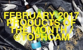 February 2017 Products of the Month | TophCam