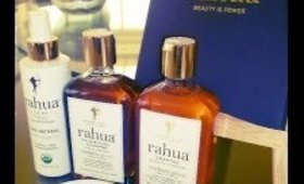 Review: Rahua Shampoo, Conditioner and Mask l Clare Elise