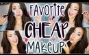My Favorite Affordable Drugstore Makeup!