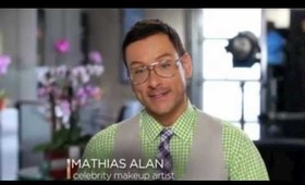 Romi Digital Foundation Infomercial w Celebrity Makeup Artist Mathias Alan